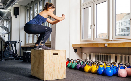 THE ULTIMATE GUIDE TO PLYOMETRICS